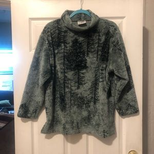 Vintage teddy jacket